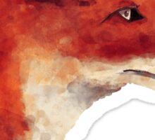 Emarosa Versus Fox Sticker