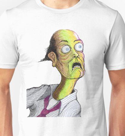 Surprised Man  Unisex T-Shirt