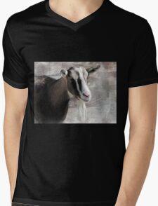 Mr. Bill Mens V-Neck T-Shirt