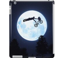 Riding the Kuwahara BMX. Like A Boss! iPad Case/Skin