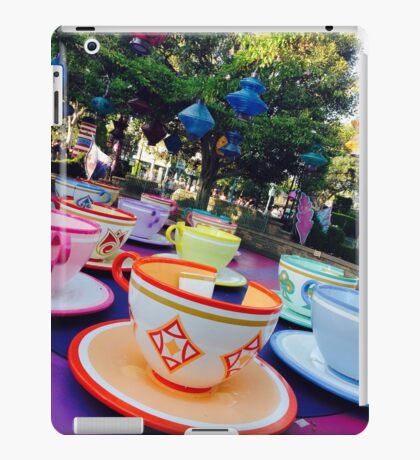 Tea Cups iPad Case/Skin