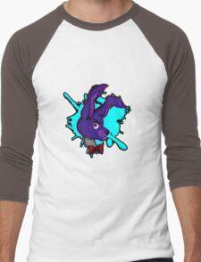 Bonnie the bunny Men's Baseball ¾ T-Shirt