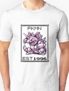 Nidoking - OG Pokemon Unisex T-Shirt