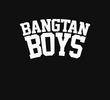 BTS/Bangtan Boys - University/Football Style 2 Unisex T-Shirt