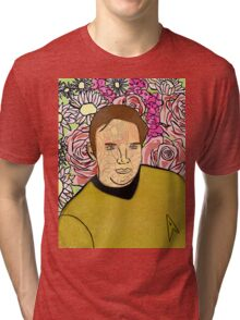 Kirk Bouquet Tri-blend T-Shirt