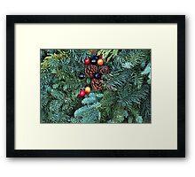 Wreath Framed Print