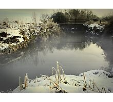 River Ray Photographic Print
