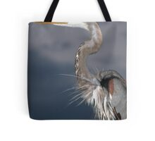 Bradenton Great Blue Heron Tote Bag