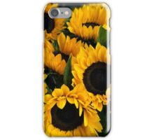 Sunflower Sensation iPhone Case/Skin
