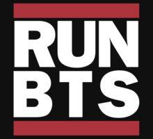 BTS Bangtan Boys 'RUN BTS' One Piece - Long Sleeve
