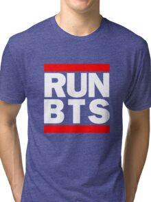 BTS Bangtan Boys 'RUN BTS' Tri-blend T-Shirt