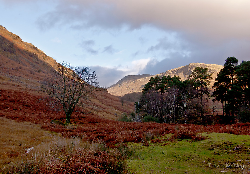 The Beauty of Wasdale by Trevor Kersley