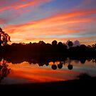 EARLY SUNRISE by TomBaumker