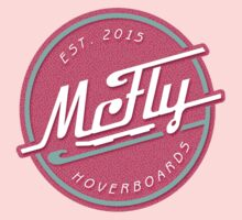 McFly Hoverboards Baby Tee