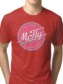 McFly Hoverboards Tri-blend T-Shirt