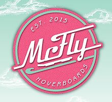 McFly Hoverboards by Austin Macho