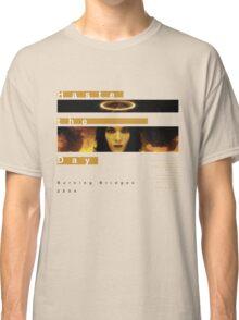 Haste the Day Burning Bridges Classic T-Shirt