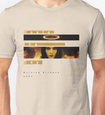 Haste the Day Burning Bridges Unisex T-Shirt