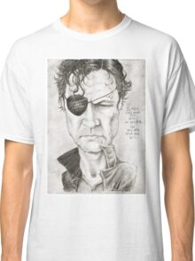 Walking Dead The Governor by Sheik Classic T-Shirt