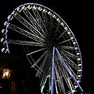 Big Wheel by Michael Hadfield