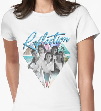 Fifth Harmony // REFLECTION  Womens Fitted T-Shirt