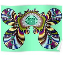 Butterflies Above our Nation  (FSK3808) Poster