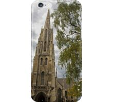 Church with Stormy Skies iPhone Case/Skin
