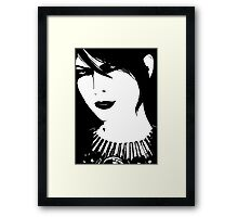 Witch of the Wilds Framed Print