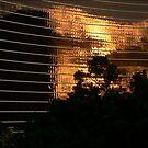 Las Vegas Awaits by paintingsheep