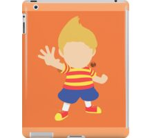 Lucas - Super Smash Bros. Minimalist iPad Case/Skin
