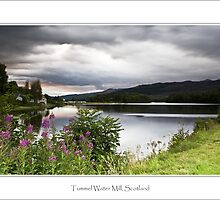 Tummel Water Mill by Paul Stone