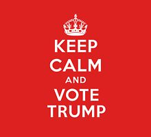 KEEP CALM VOTE TRUMP Unisex T-Shirt