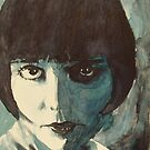 Louise Brooks by LoveringArts