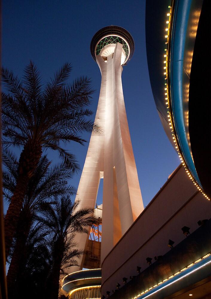 Stratosphere in Las Vegas by wilkor