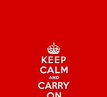 Keep calm and carry on Quote iPhone Case ,Casing 4 4s 5 5s 5c 6 6plus Case - Keep calm and carry on Quote Samsung case s3 s4 s5 by procase
