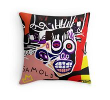 Same old Throw Pillow