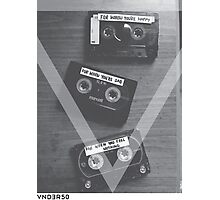 VNDERFIFTY AUDIO Photographic Print