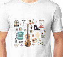 Pieces of me - 3rd grade Unisex T-Shirt