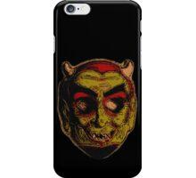 devil man iPhone Case/Skin