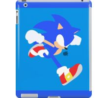 Sonic - Super Smash Bros. Minimalist iPad Case/Skin
