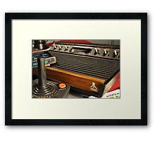 Atari VCS Framed Print