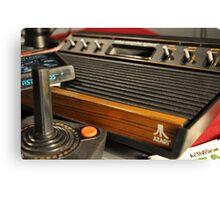 Atari VCS Canvas Print