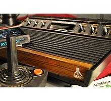 Atari VCS Photographic Print