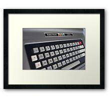 TRS80 Framed Print