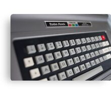 TRS80 Canvas Print