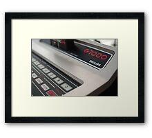 Philips G7000 Framed Print