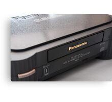 Panasonic 3DO Canvas Print