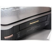 Panasonic 3DO Poster