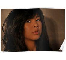 """"""" Asian Princess """" Poster"""