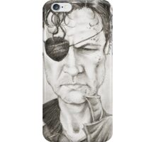 Walking Dead The Governor by Sheik iPhone Case/Skin